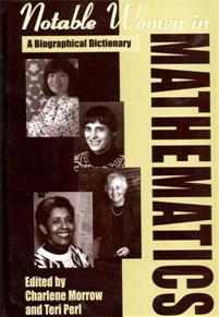 Notable women in mathematics a biographical dictionary.JPG